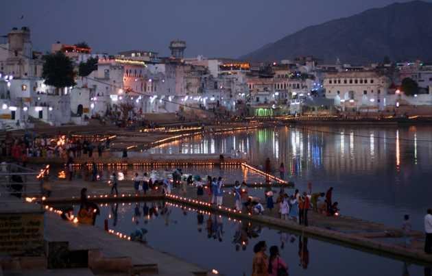 day tour to Pushkar from Jaipur